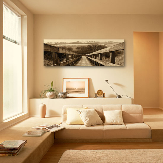 Jak udekorować ściany obrazami – poznasz tutaj kilka ciekawych modnych propozycji