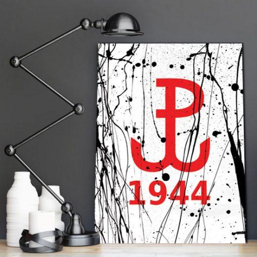 dekoracje z polska walczącą
