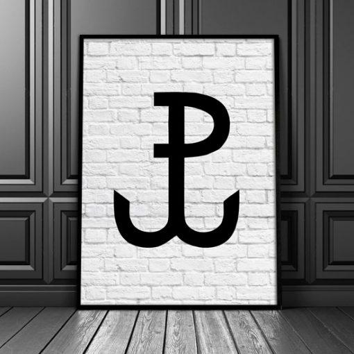 obrazy z symbolami