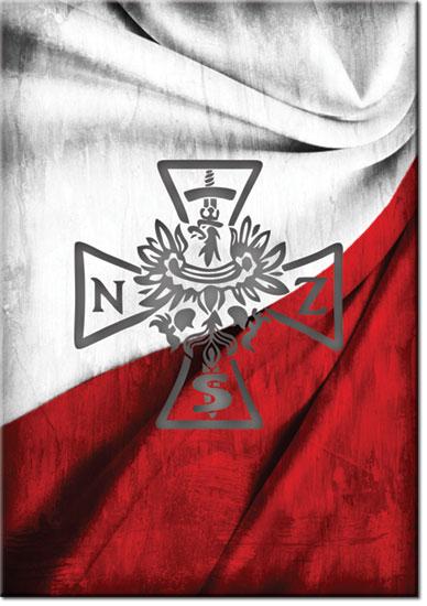 plakaty z symbolami