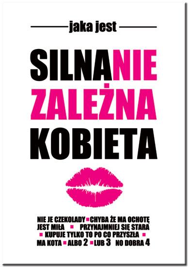 plakaty o kobietach
