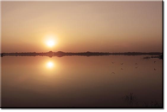 fototapety z zachodem słońca