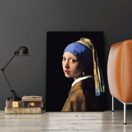 obrazy Vermeera