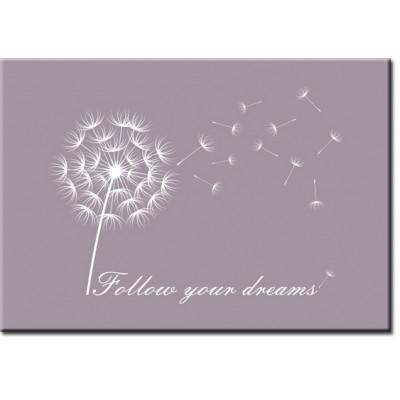 plakat o marzeniach