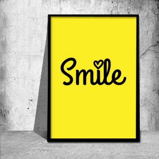 obrazy usmiechnij się