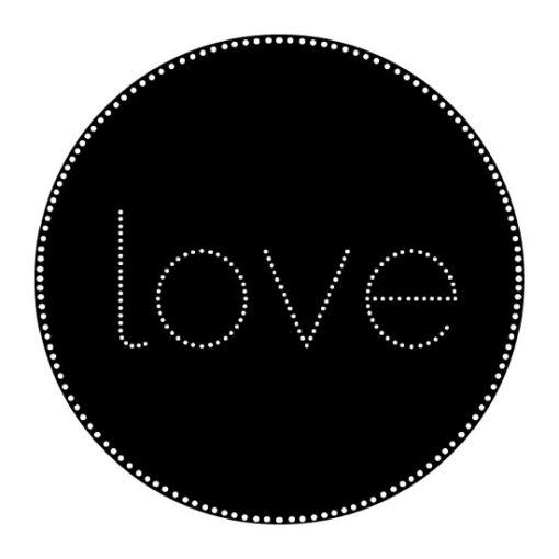 naklejki o miłości