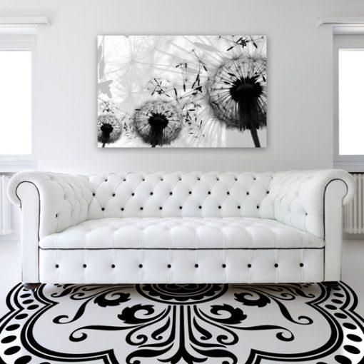 szablon do malowania wzorów na podłodze