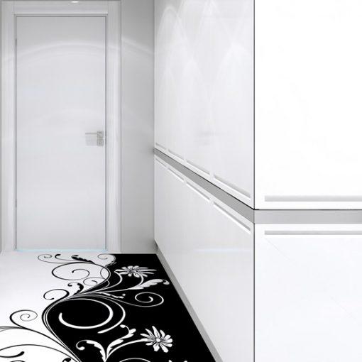 wzory do namalowania na podłodze