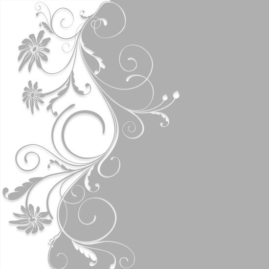 Kwiatowy Szablon Do Malowania Wzorów Na Podłodze