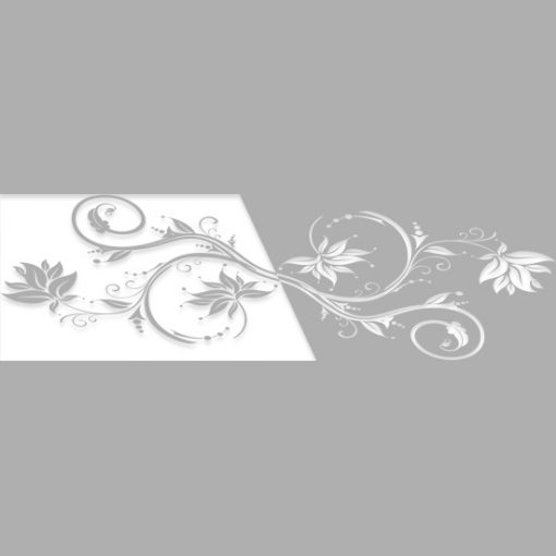 unikalne podłogi szablony do malowania wzorów