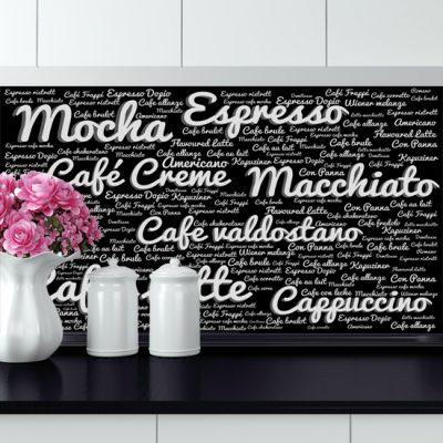 tapety z typografią