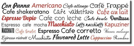 obrazy z kawą