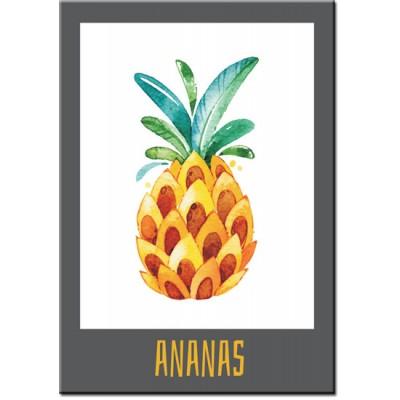 obrazy z owocami