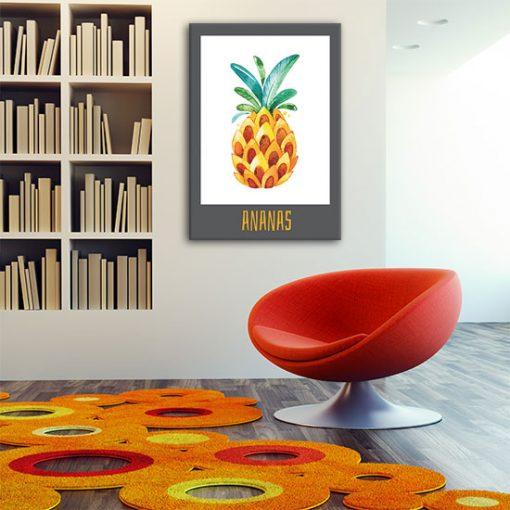 plakaty tropikalne rytmy