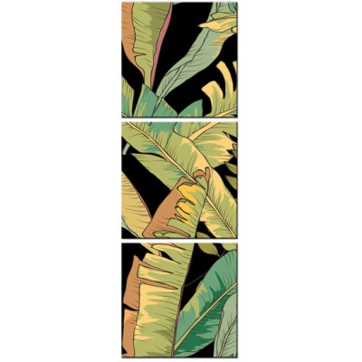 obrazy tropikalne rytmy