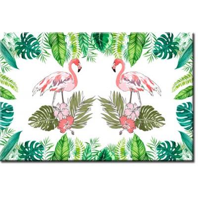 dekoracje z tropikami
