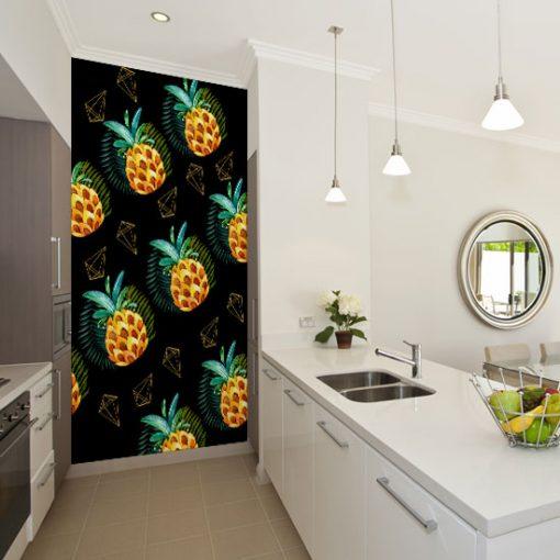 dekoracje owocowe