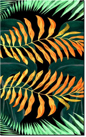 fototapety tropikalne rytmy