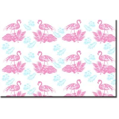 tapwety z flamingami