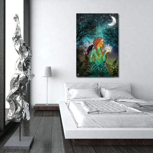 digital painting Anna Wach