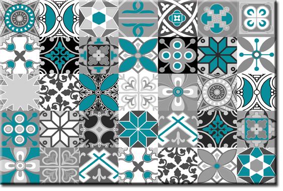 fototapeta marokańskie wzory