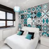 marokańskie wzory – fototapeta