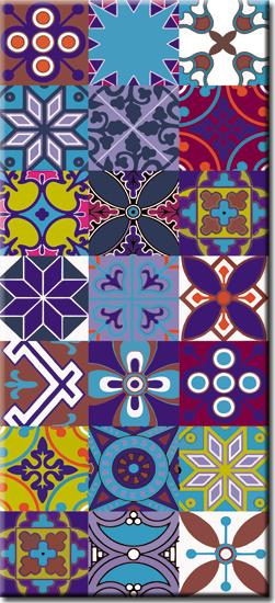 maroko wzory tapeta