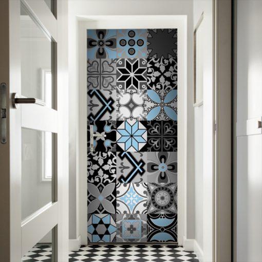 wzory maroko tapeta