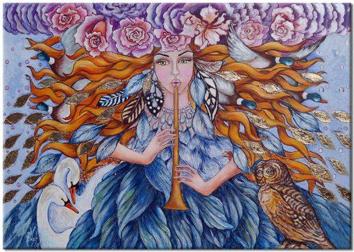 malarstwo Anna Wach