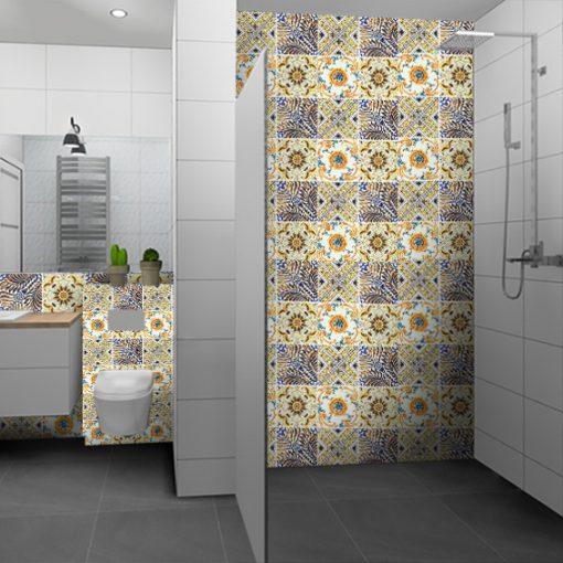 naklejki maroko do łazienki
