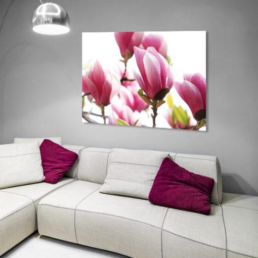 ozdoby z magnoliami