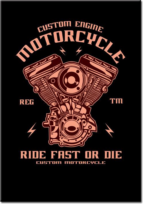 plakaty motoryzacyjne