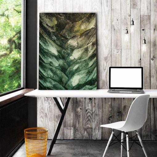 biurowy obraz abstrakcyjny