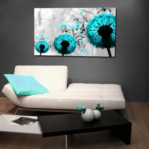 salonowy obrazek na ścianę