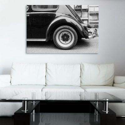 garbusowy obraz motoryzacyjny
