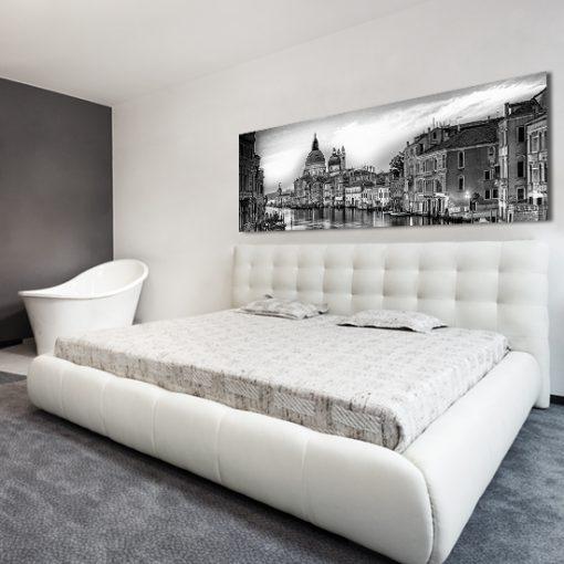 Wenecja jako ozdoba do sypialni