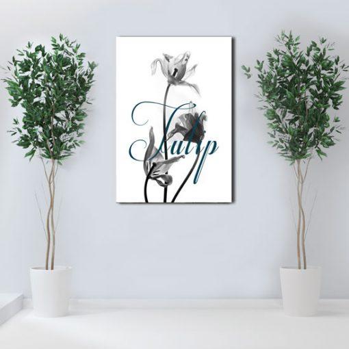 dekoracje z tulipananmi