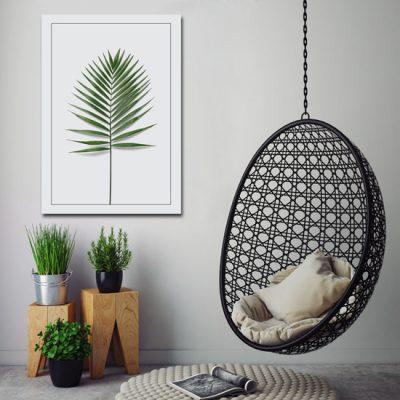 dekoracje z palmami