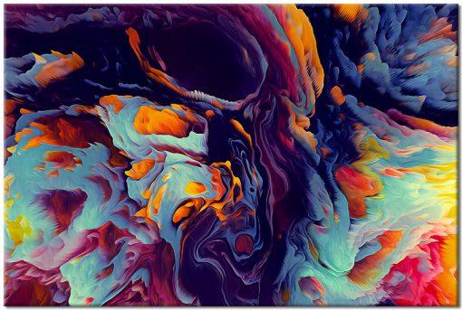 abstrakcja w obrazie