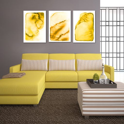 żółte prostokąty