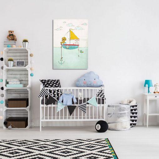 pionowy plakat do pokoju dziecka