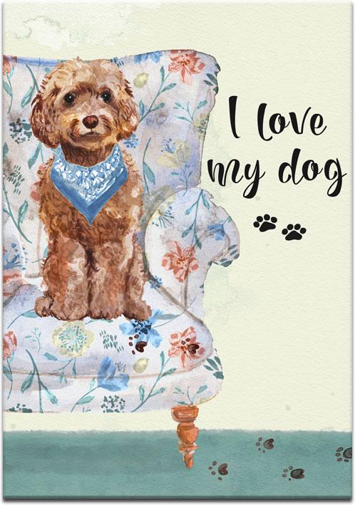 plakaty z psami