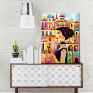 Plakaty kolorowe