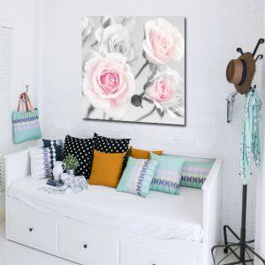 Obrazy kwiaty i rośliny