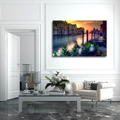 obraz z Wenecją