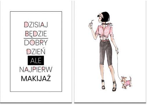 modne plakaty