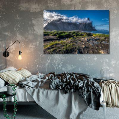 góra w Islandii