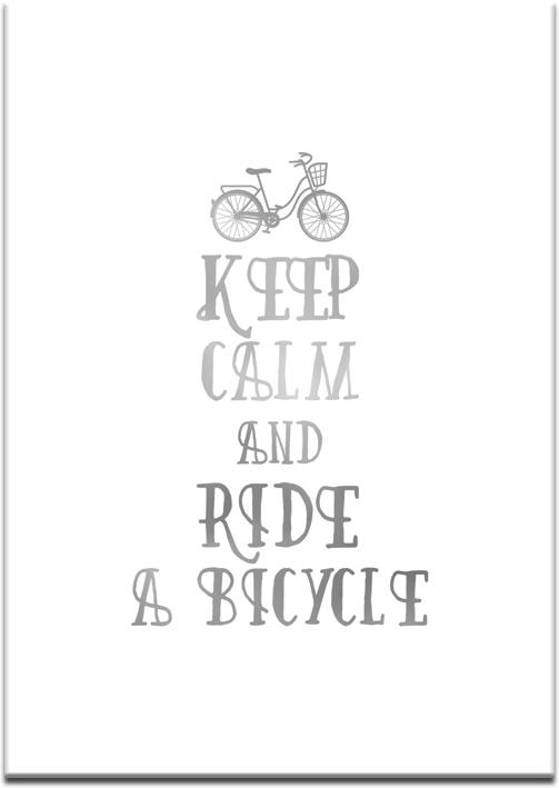 plakaty o rowerach