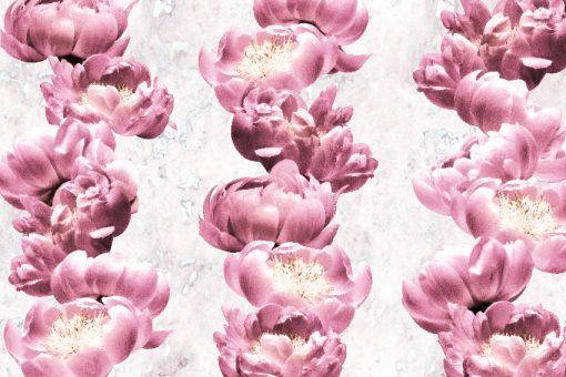 kwiatowa tapeta