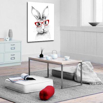 ozdoby z króliczkiem
